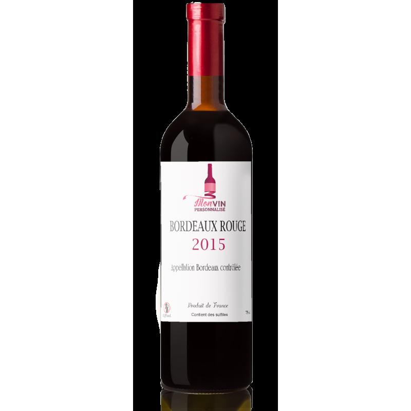 Bordeaux Rouge 2015